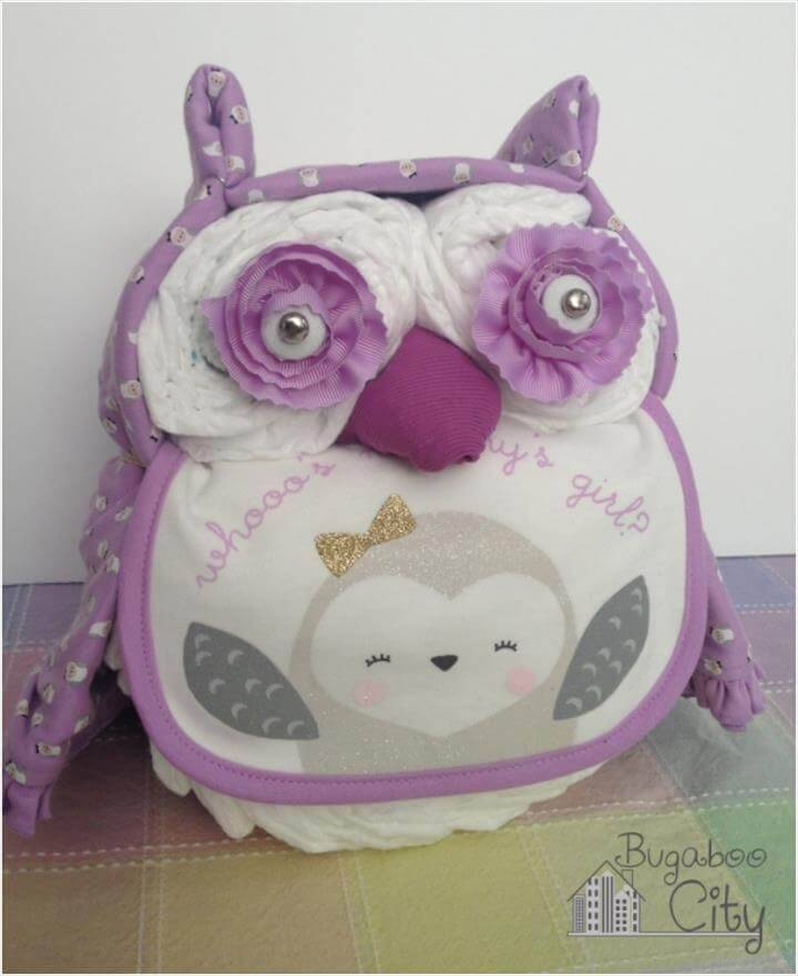 How To Make An Owl Shaped Cake
