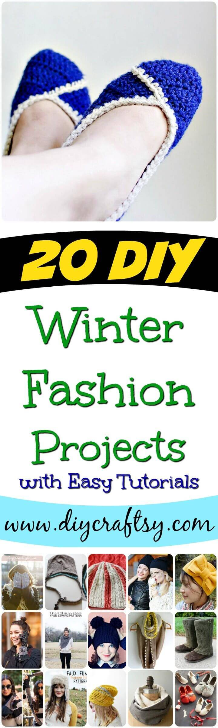 DIY Winter Fashion Projects