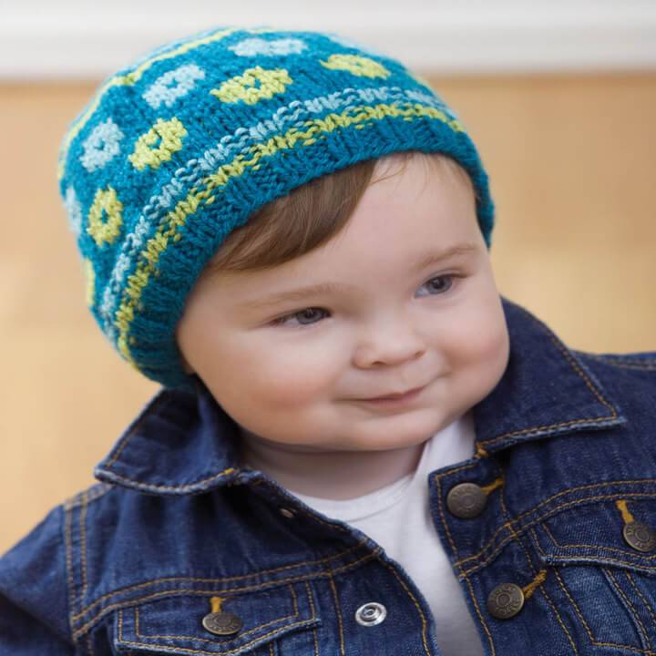 adorable baby knit intarisa hat