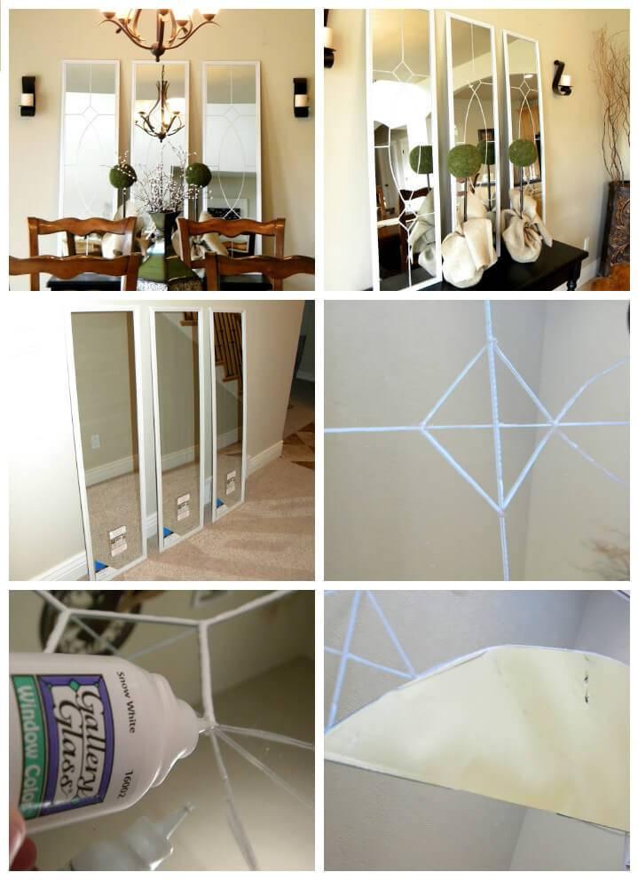 self-made ballard design garden district mirror