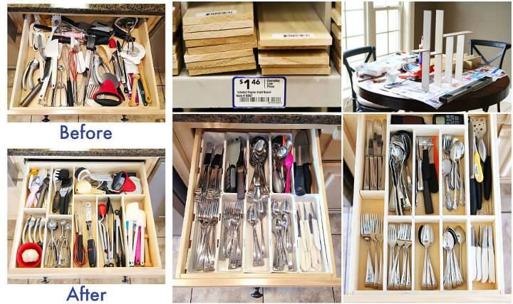 20 DIY Kitchen Organization Projects to Get a Better Kitchen