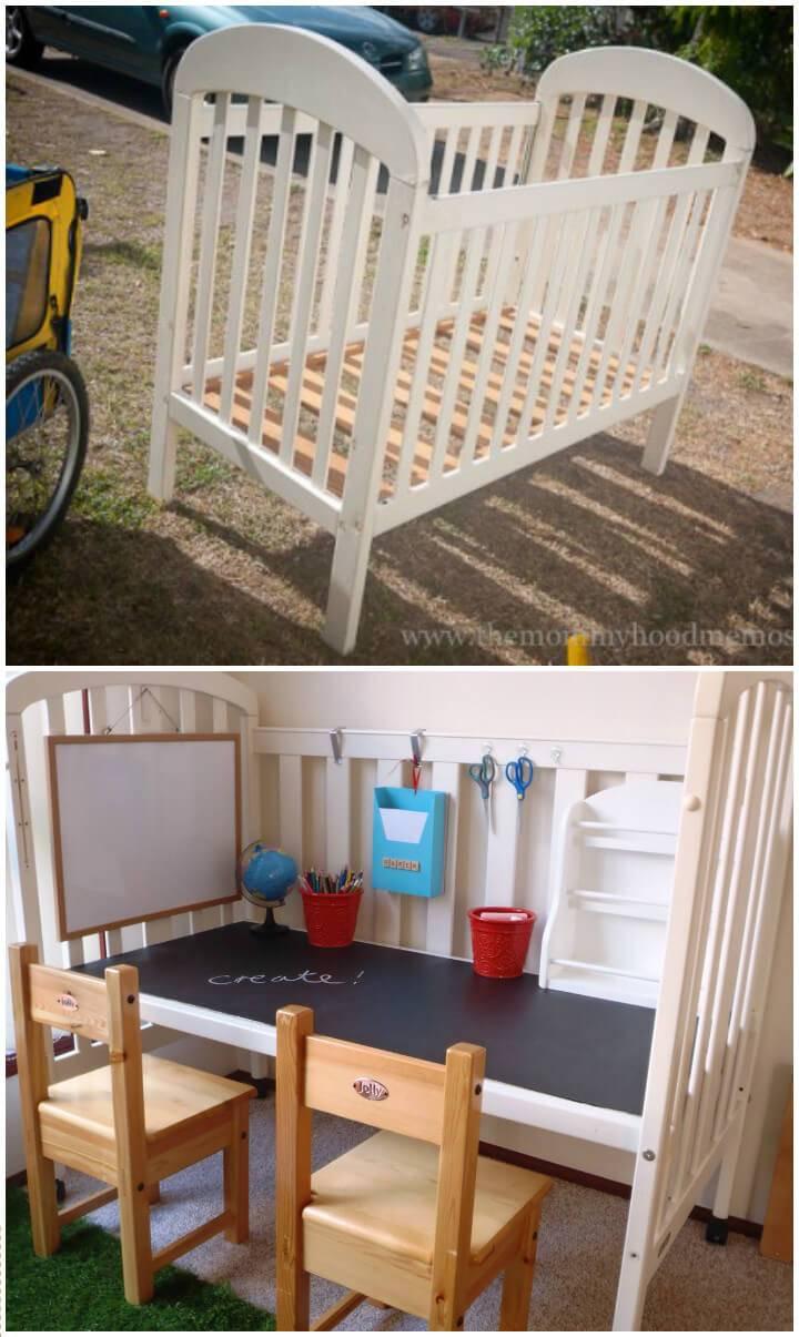 diy-kids-blackboard-desk-from-a-crib
