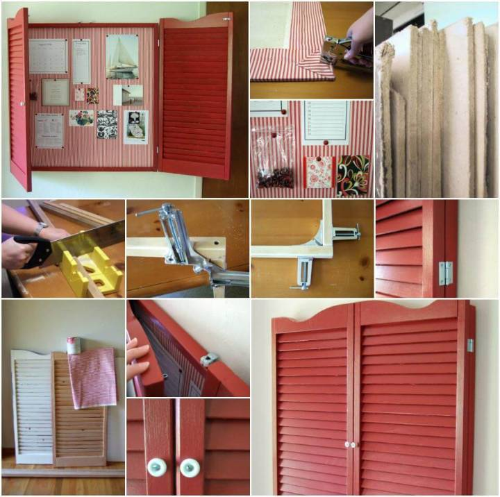 handmade kitchen shutter bulletin