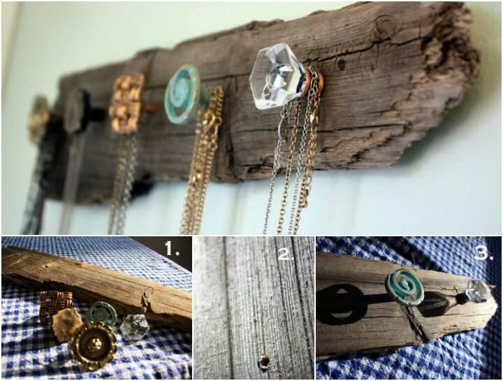 100 Diy Jewelry Organizers Amp Storage Ideas Full