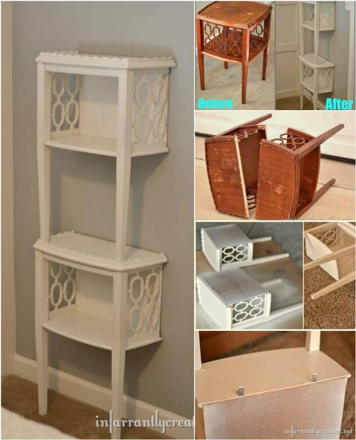 50 diy shelves build your own shelves diy crafts