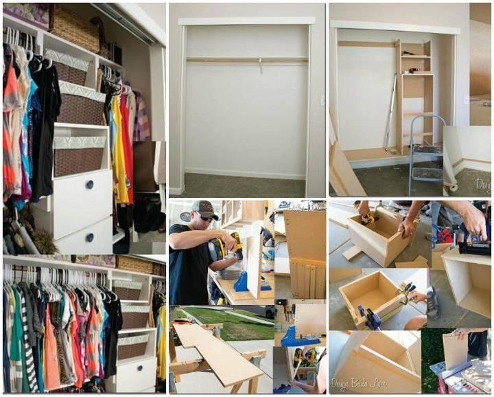 thrify 50$ closet kit