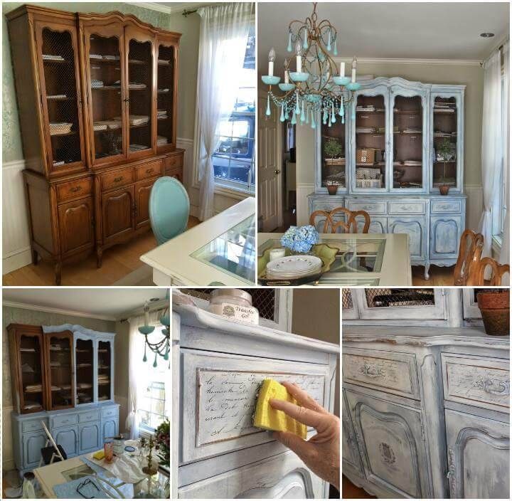 how to transfer images onto furniture