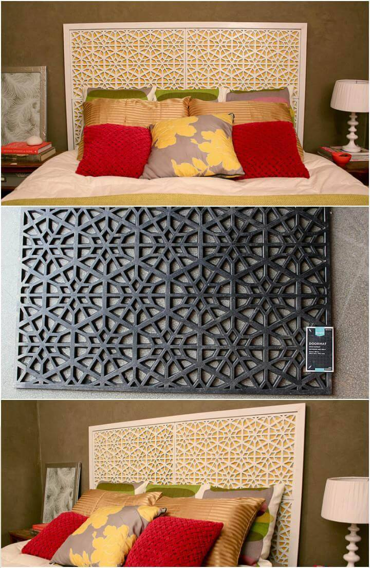 cute west elm morocco headboard