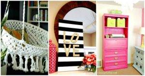 20 Smart DIY Projects To Get Your Home Extra Beautiful