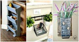 DIY Kitchen Organization Projects to Get a Better Kitchen