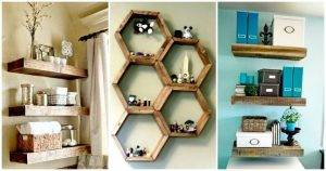 DIY Shelves - Build Your own Shelves