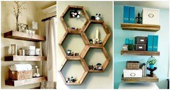DIY Shelves - Build Your own Shelves