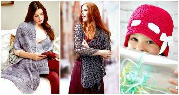 Top 50 Free Crochet Patterns You Should Try This Season