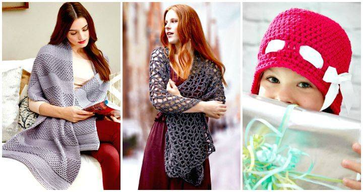 Free Crochet Patterns You Should Try This Season