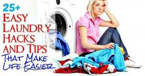 Laundry Hacks and Tips That Make Life Easier