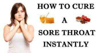 8 Easy, Quick and Natural Sore Throat Remedies