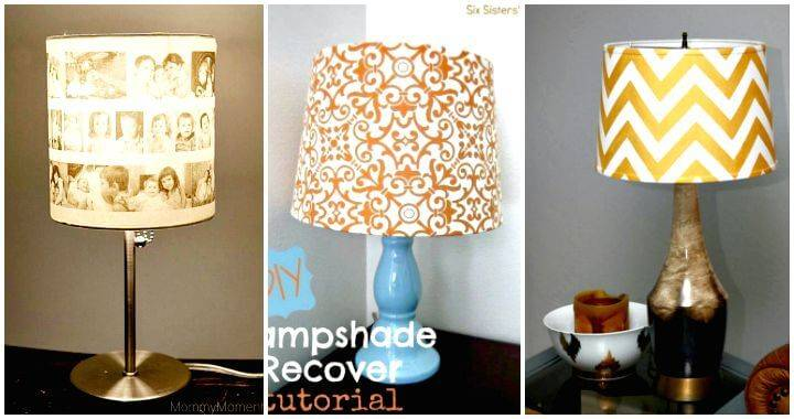 DIY Lampshade Ideas You Need to Try for Your Home Decor