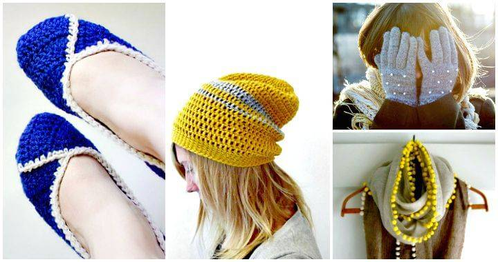 20 diy winter fashion projects with easy tutorials diy
