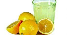 Side Effects of Lemon Juice - Can you have too much lemon juice