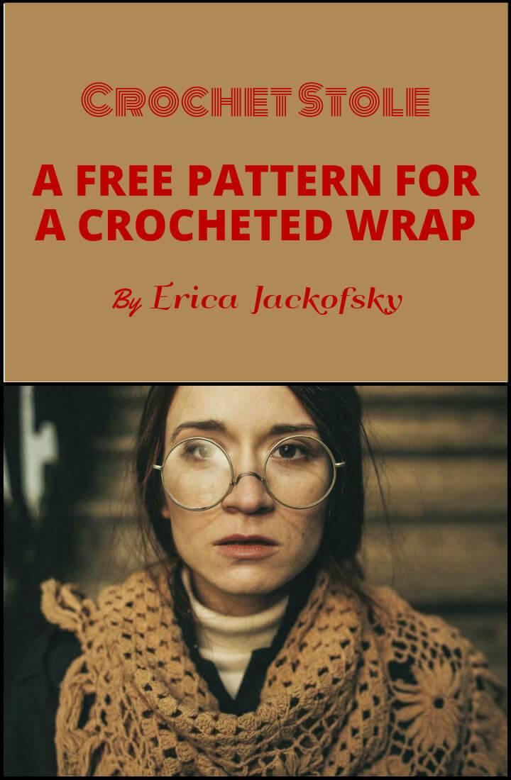 easy crochet stole
