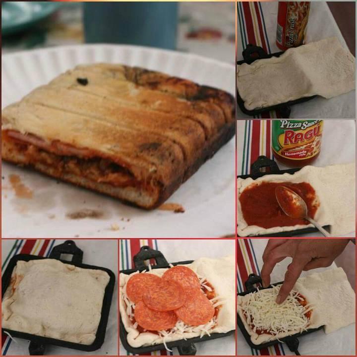 iron pie calzones recipe