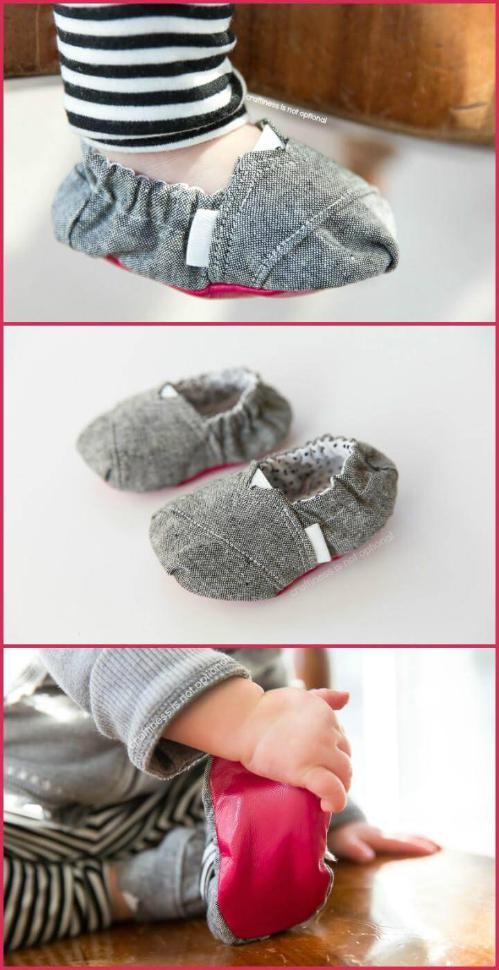 handcrafted super cute baby toms