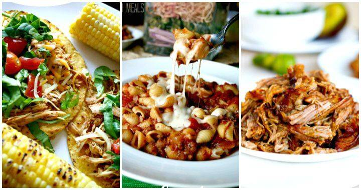 Slow Cooker Recipes - Crock Pot Recipes for Busy Timing