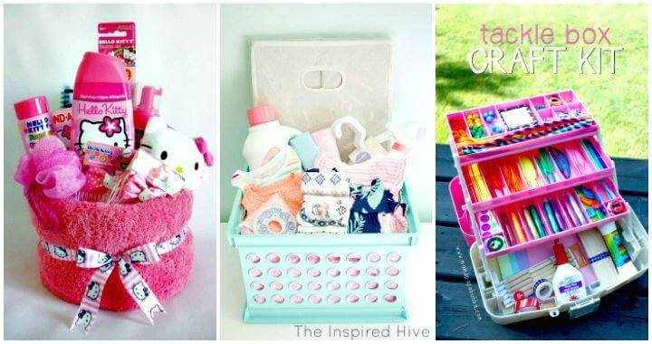 70+ Inexpensive DIY Gift Basket Ideas – DIY Gifts
