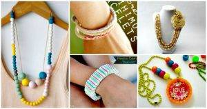 25+ DIY Jewelry Projects That Are Easy to Make
