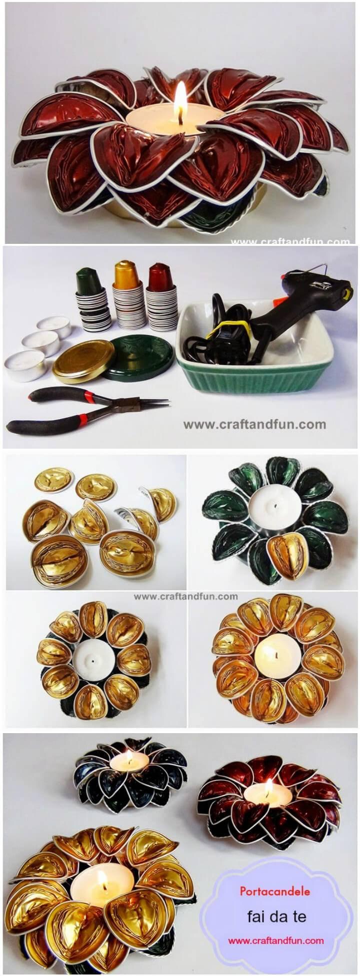 beautiful nespresso capsules votives