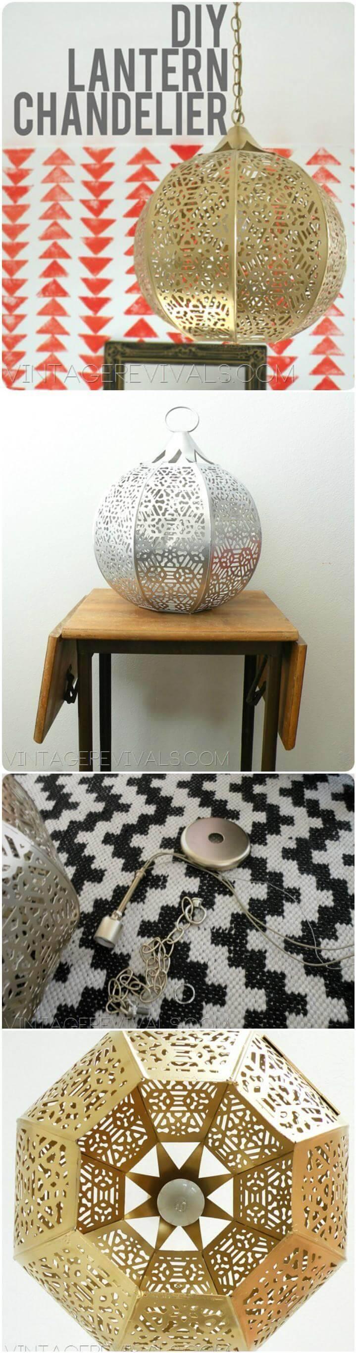handmade pedant light or chandelier