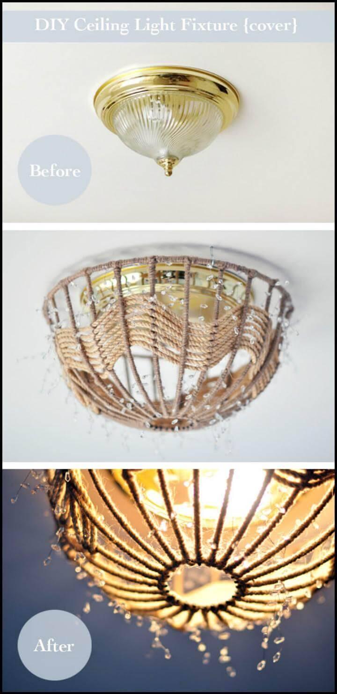 easy rope pendant light