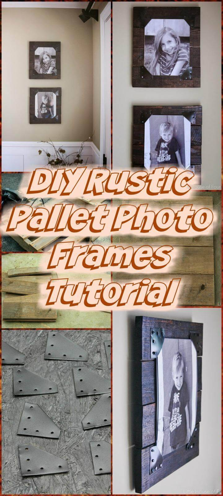 20 Best DIY Picture Frame Ideas To Frame UP Your Best Picture