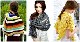 Free Crochet Shawl Patterns - Free Crochet Patterns