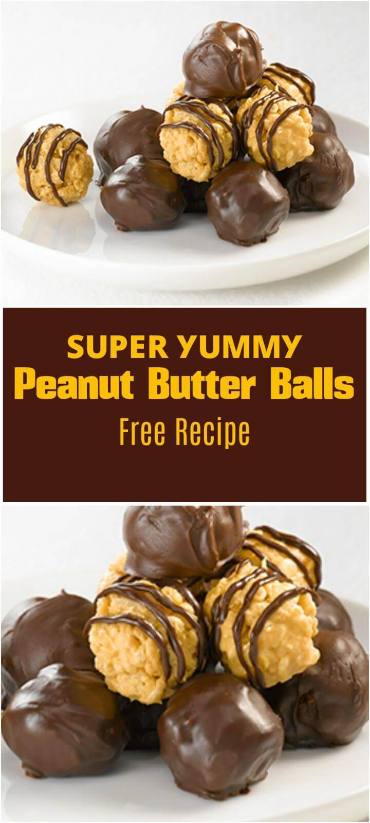 easy and yummy peanut butter balls