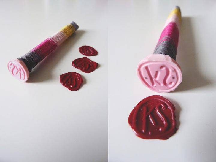 DIY Beautiful Wax Seal