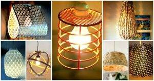 100 DIY Pendant Light Projects to Make Your Home Decor Easy