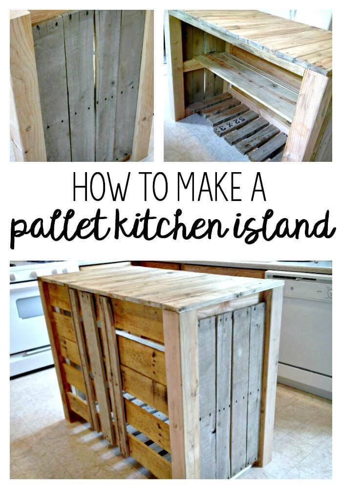 c14b1321061a 150 Best DIY Pallet Projects and Pallet Furniture Ideas - DIY   Crafts