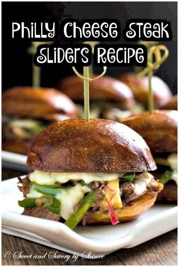 philly cheese steak sliders recipe
