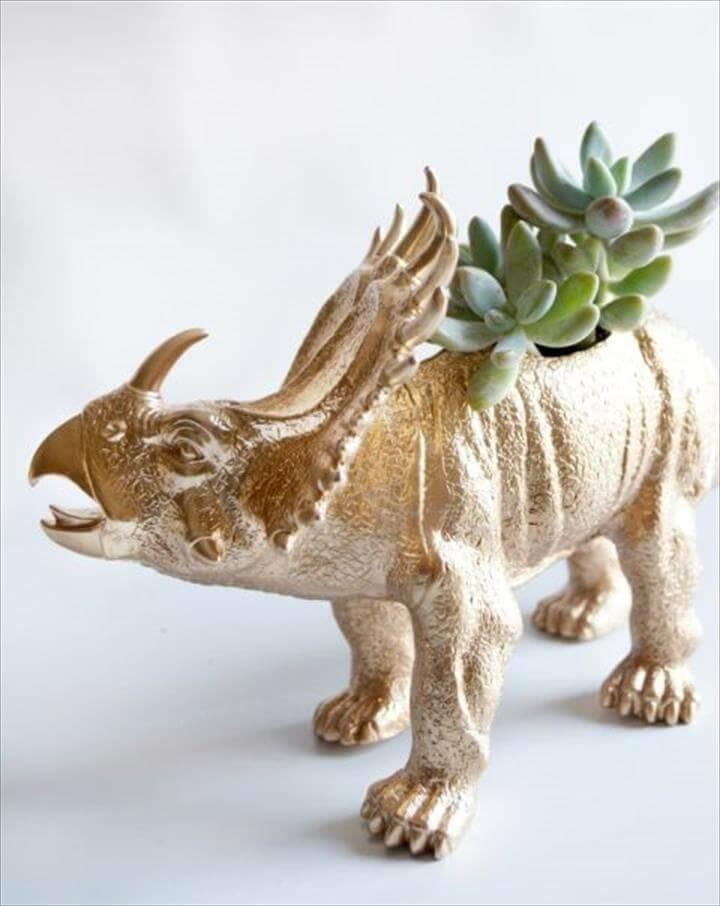 Precious Succulent Dinosaur Toy
