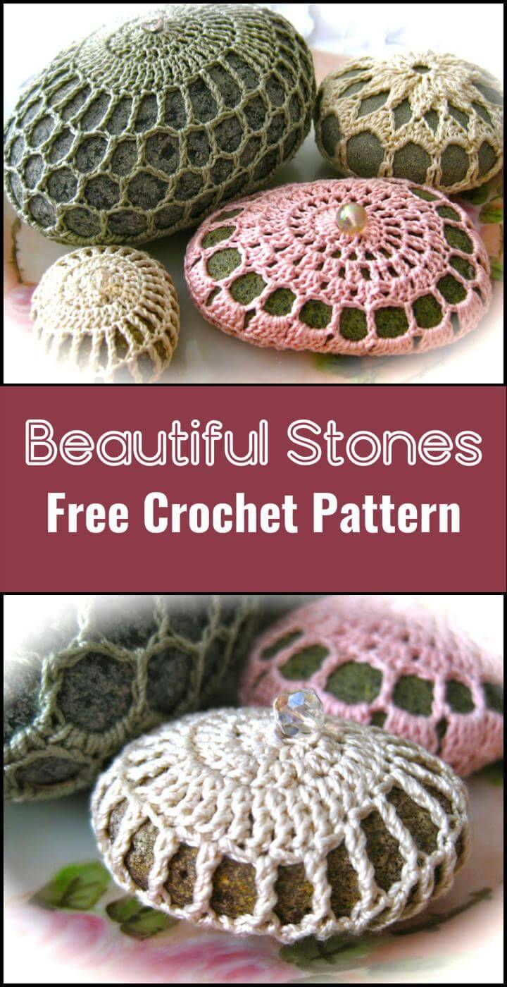 Beautiful Stones Free Crochet Pattern