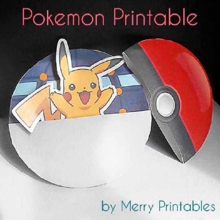 Beautiful Pokemon Printables