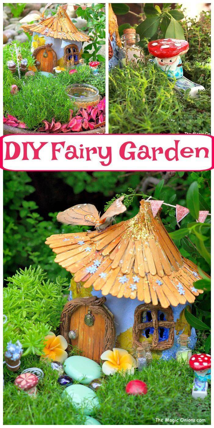 Best DIY Fairy Garden