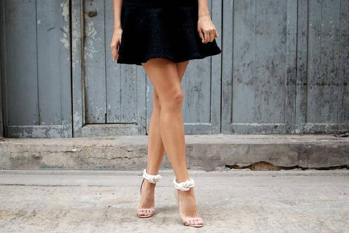 DIY Extra Brilliant Knotted Rope Heels