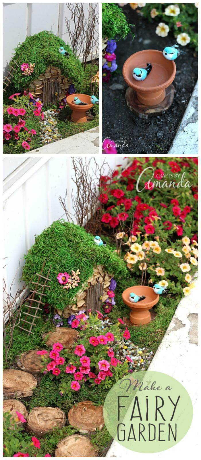 diy fairy garden how to start one of your very own