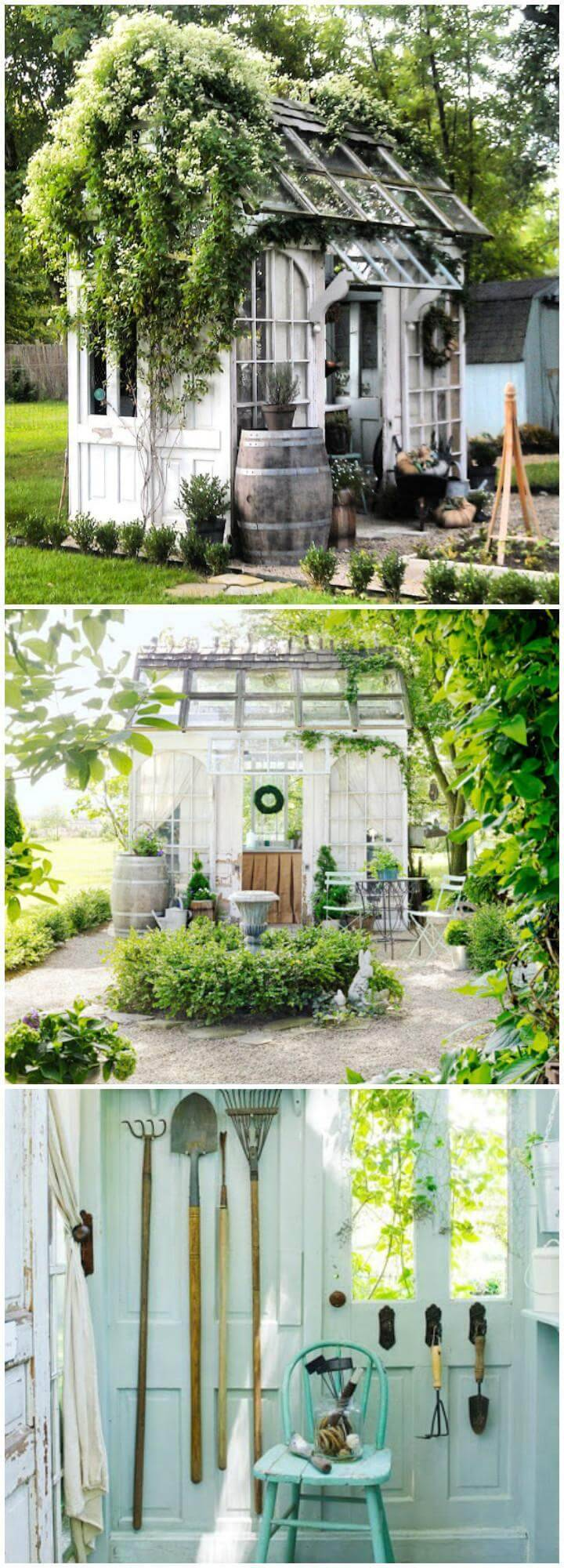 80 diy greenhouse ideas with step by step tutorials page 5 of 7