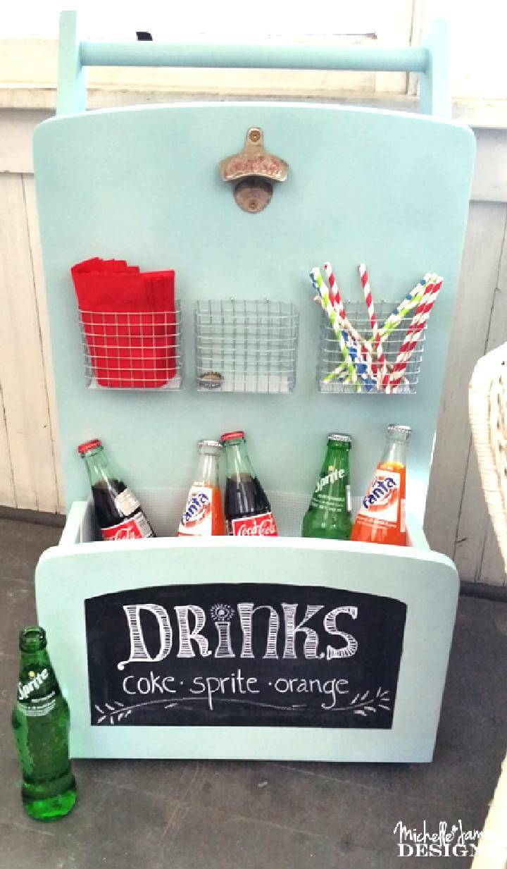 Handcrafted Drink Station