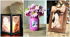 DIY Picture Frame Ideas To Frame UP Your Best Picture