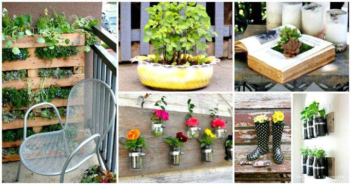 25+ Best DIY Planters You Should Make for Your Home