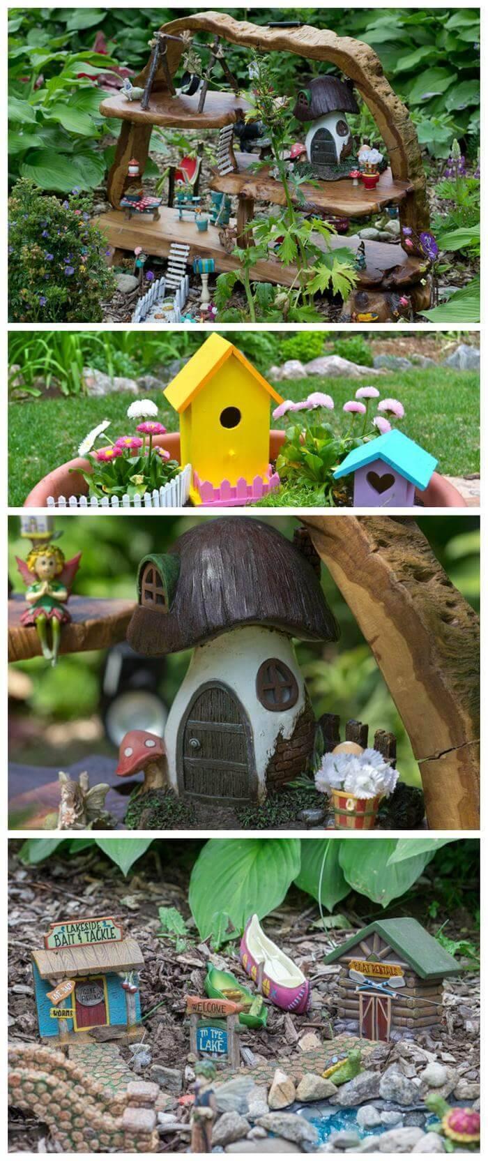 Fairy Garden Is Complete